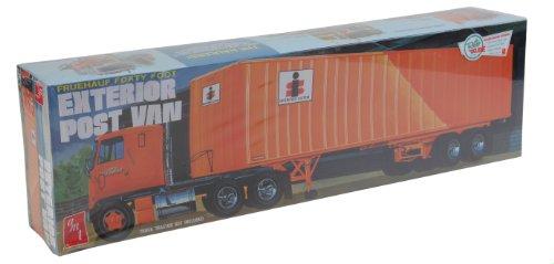 AMT AMT711 - 1/25 Fruehauf Exterior Post Van -