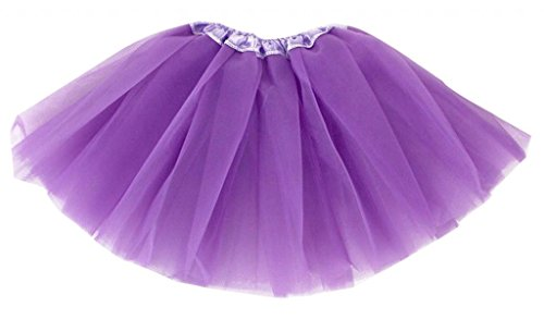 London Kostüm Fancy Best Dress - Hotportgift Damen Ballon Kleid Violett Deep Purple One Size