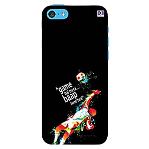 Game Hai Mera Baap Hoon Tera! - Mobile Back Case Cover For Apple Iphone 5S