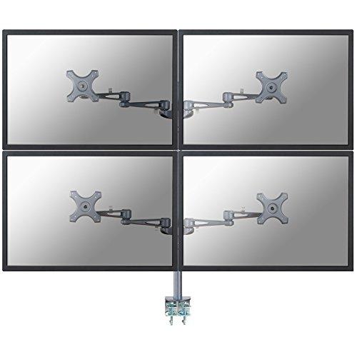 Preisvergleich Produktbild Newstar FPMA-D935D4 Tischhalterung für LCD/LED/TFT 65 cm (26 Zoll)
