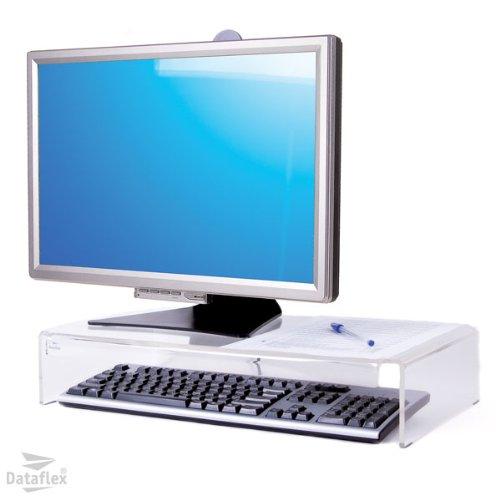 Dataflex 900 CRT Monitorständer (Tragkraft max. 30kg) hellacryl Crt-monitore
