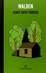 Walden par Henry David Thoreau