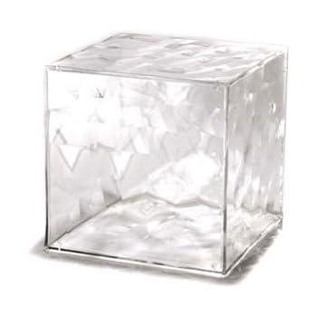 Kartell 3510b4 cube de rangement avec porte optic transparent cuisine maison - Cube de rangement avec porte ...