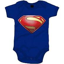 Body bebé Superman logo actual