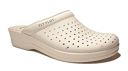 Fly Flot , Chaussons pour femme Blanc Bianco 37 Blanc - Bianco