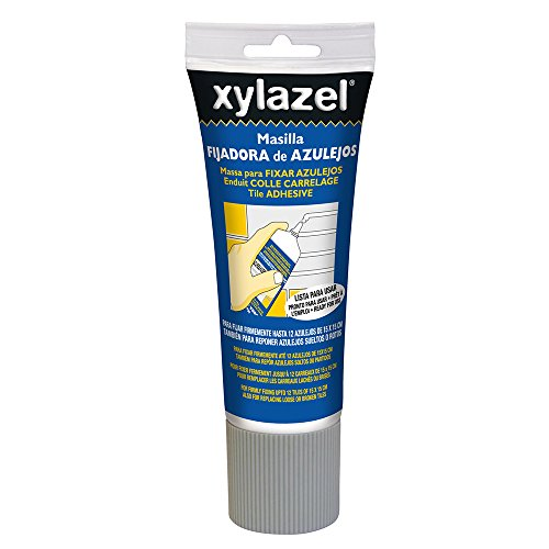 Xylazel m102764Feste-Spachtelmasse Rohr 250g Fliesen