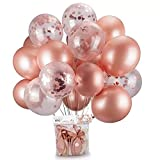Queta rose Gold Sequin palloncino palloncino in lattice rosa con paillettes palloncino palloncino in lattice oro rosa decorativo balloon 18inch