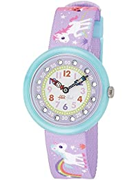 Flik Flak Magical Unicorns Mädchenuhr FBNP033
