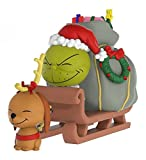 Funko The Grinch, MAX & Sled Figura de Vinilo (21758)