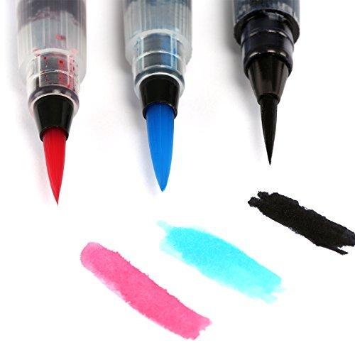 Zoom IMG-2 kesote pennelli da pittore ad