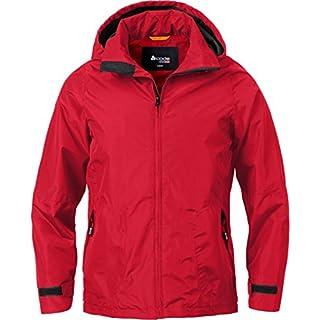 Fristad Kansas - Shell rain jacket F CODE 1452 Medium Red 111825-331 M
