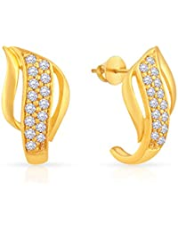 2f98a4a26 Malabar Gold & Diamonds Women's Earrings: Buy Malabar Gold ...
