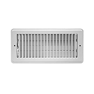 Accord Ventilation ABSWWH410 Sidewall/Ceiling Register, 4