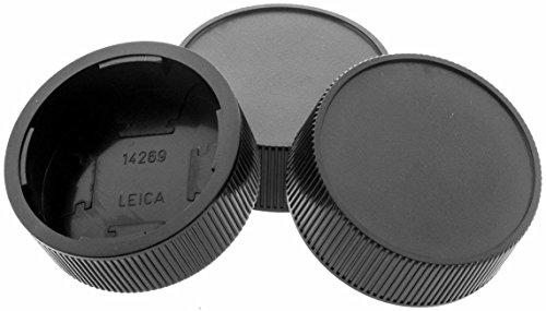 Berlin Optix Leica M (LM) Rückdeckel (3X) L/M - Contax Leica M