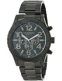 Akribos XXIV Reloj de cuarzo Man AK763BK 49.5 mm