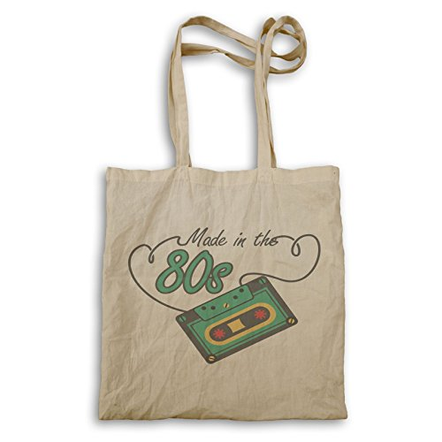 Made in the 80s cassette Tote Bag