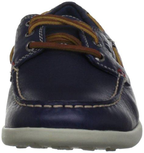 Chatham Marine  Lancaster, Chaussures bateau pour homme Bleu - Bleu marine
