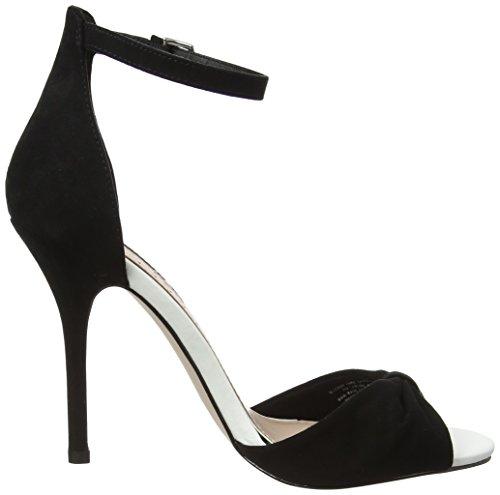 Miss KG Sara, Peep-Toe femme Noir (noir)