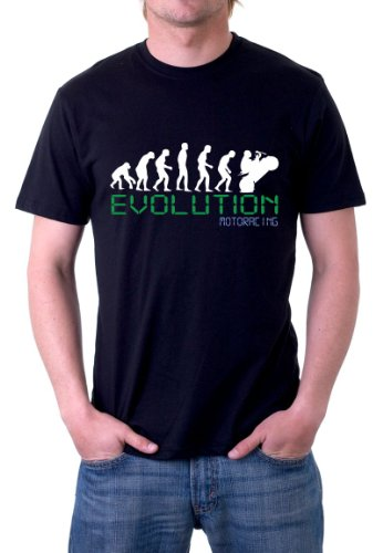 Moto Evolution - motoracing - GP - Sport Maglietta by tshirt