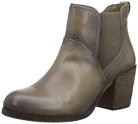 bugatti Women's V57311 Cold lined classic boots short length Grey Size: 6