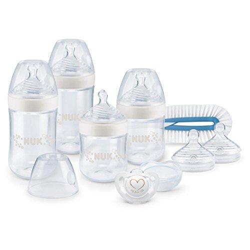NUK First Choice + Perfect Start Set. Ab Neugeborene nach oben Anti-Kolik-System