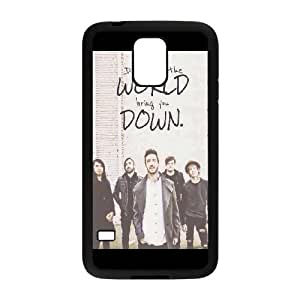 Samsung Galaxy S5 Black Cell Phone Case Of mice &amp WDQCW8826 Custom Cell Phone Case Sports