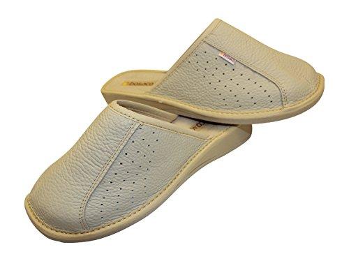 Zapatillas-de-Lujo-Punta-cerrados-en-Cuero-genuino-para-Mujeres