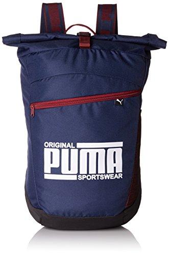 Puma Sole Backpack Rucksack, Peacoat, OSFA