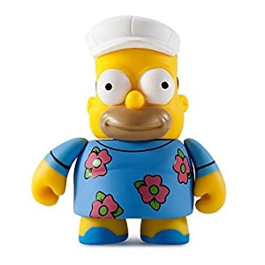 Kidrobot The Simpsons 25th Anniversary Mini Series 3-inch Figure - Fat Hat Homer by Kidrobot 10