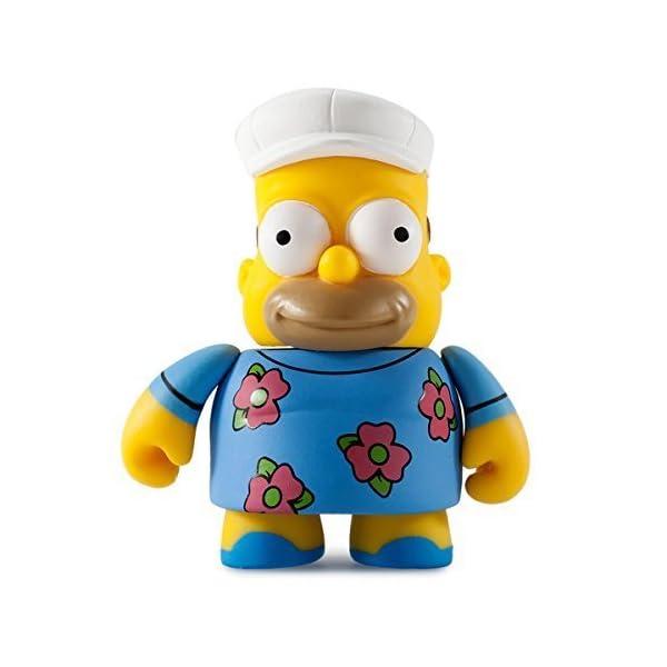 Kidrobot The Simpsons 25th Anniversary Mini Series 3-inch Figure - Fat Hat Homer by Kidrobot 1