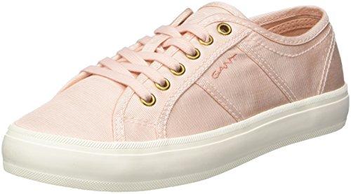 Gant Zoe, Sneakers basses femme Pink (dusty Pink)
