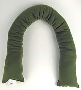 boudin de porte longueur 120 cm couleur vert en allemagne tressage 1 2 kg pour fen tre et. Black Bedroom Furniture Sets. Home Design Ideas
