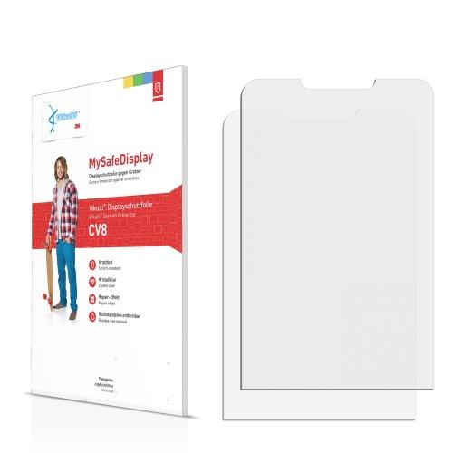 2x Vikuiti MySafeDisplay Displayschutzfolie CV8 von 3M passend für Samsung GT-M3200