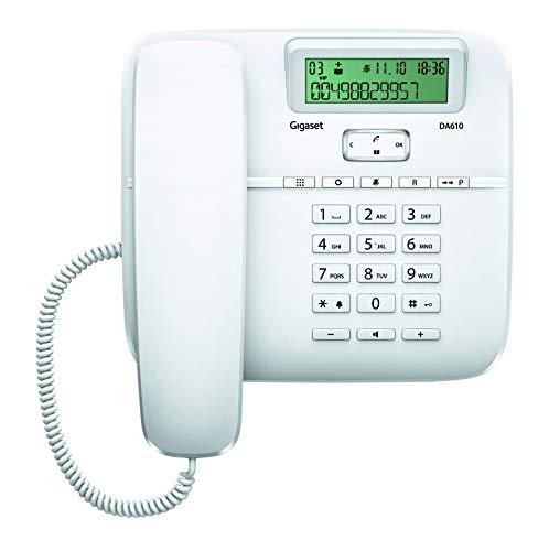 Gigaset DA610 - Teléfono fijo sobremesa manos libres