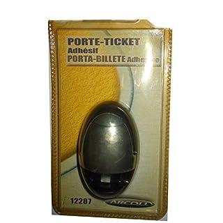 Arcoll Klein und praktisch, Nicht nach Ihren Tickets: Zange, selbstklebend, Schwarz & Chrom, Referenznummer: 12287