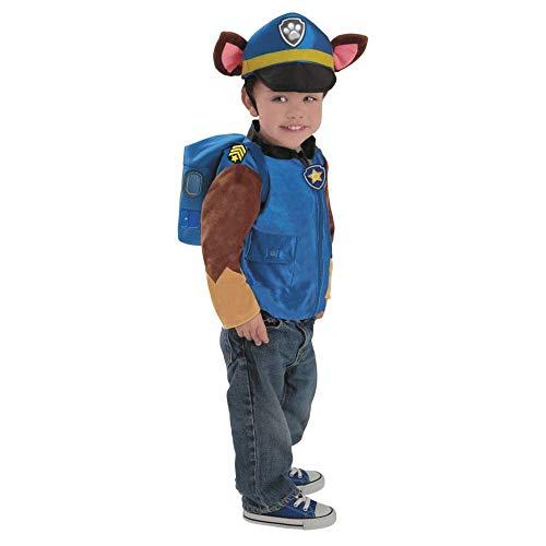Paw Patrol Chase Kostüm (Infant 18M/2T)