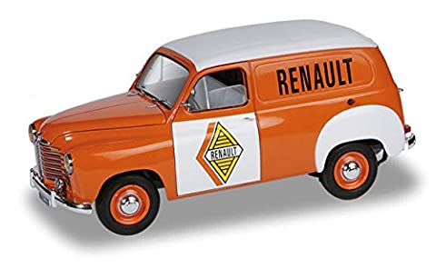 Renault 1 18 - SOLIDO SL118362 RENAULT COLORALE FOURGON SERVICE RENAULT