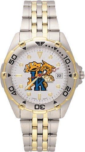 kentucky-wildcats-mens-all-star-watch-stainless-steel-bracelet-by-logoart