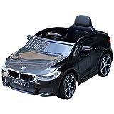 homcom Macchina Auto Elettrica 6 V con Telecomando 2 Posti per Bambini PP...