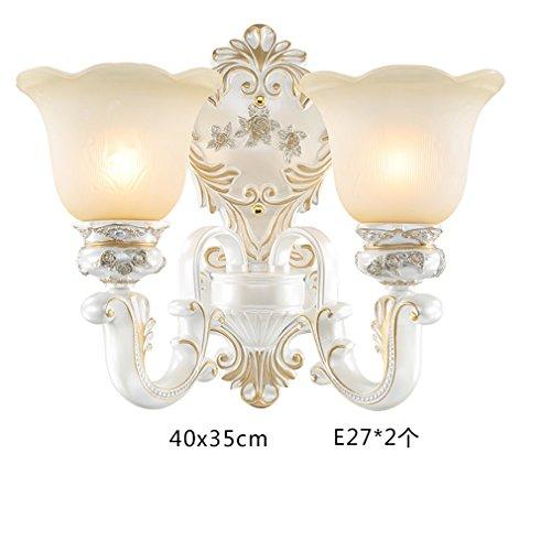 Applique Salon Chambre Lampe De Chevet Couloir Couloir Européen Luxe Lampe De Lampe Lampes Escalier Fond Lampe XXPP
