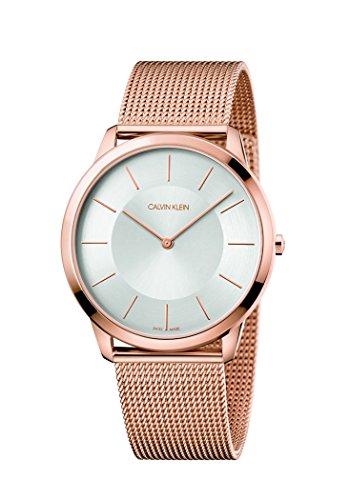 Calvin Klein MINIM K3M2T626 Reloj de Pulsera para hombres