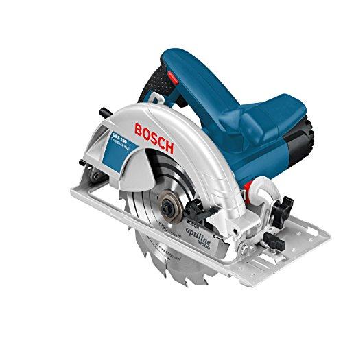 Bosch Professional Bosch GKS 190 Professional Hand-Held Circular Saw, 1400 W
