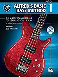 Alfred's Basic Bass Method, Book. 1