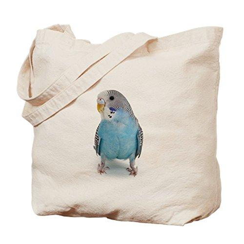 CafePress-Blau Sittiche-Leinwand Natur Tasche, Reinigungstuch Einkaufstasche Tote