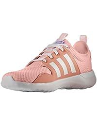 adidas CLOUDFOAM LITE RACER W - Zapatillas deportivas para Mujer, Rosa - (CORNEB/FTWBLA/BRISOL) 38 2/3