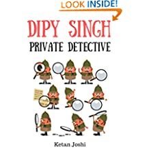 Dipy Singh. Private detective