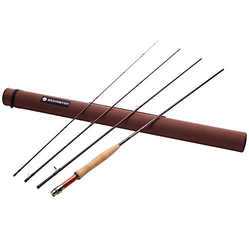 Redington Classic Trout Fly Rod 4 Pc W/ Case 5-5016T-480-4 -