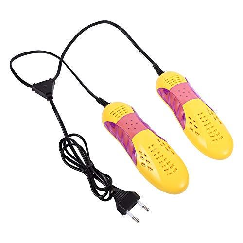Telihome Race Car Shape Secador Zapatos Protector