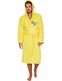Breaking Bad Cook Suit Peignoir pour homme Jaune