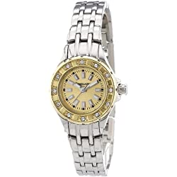 Dyrberg/Kern - 333504 Women's Watch Analogue Quartz Silver Brass Strap